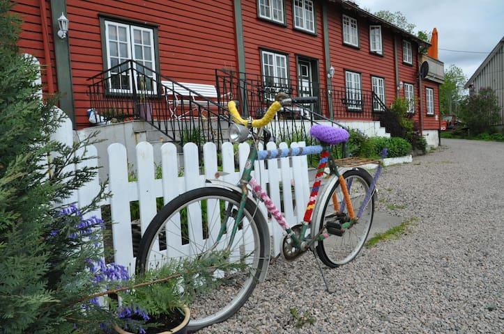 Hansgarden Kornstad - Averoy - Casa