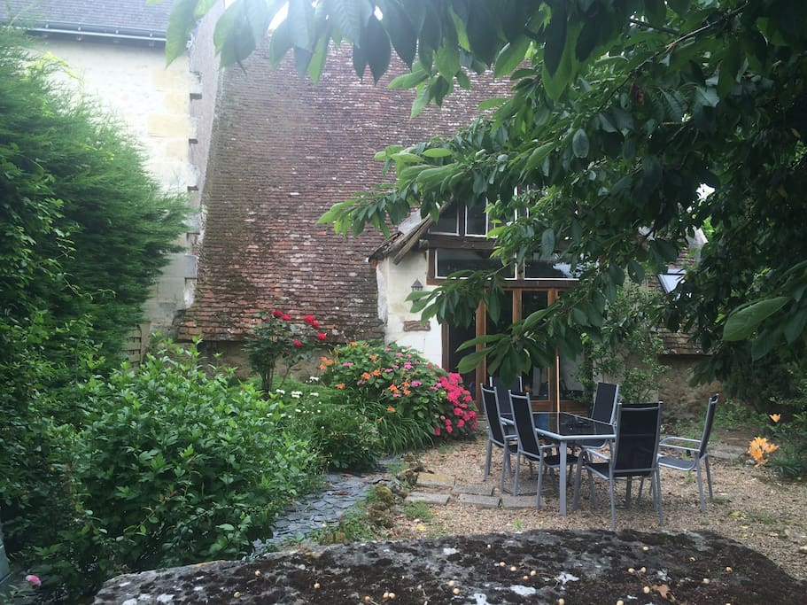 Maison Pittoresque En Campagne Houses For Rent In Noizay