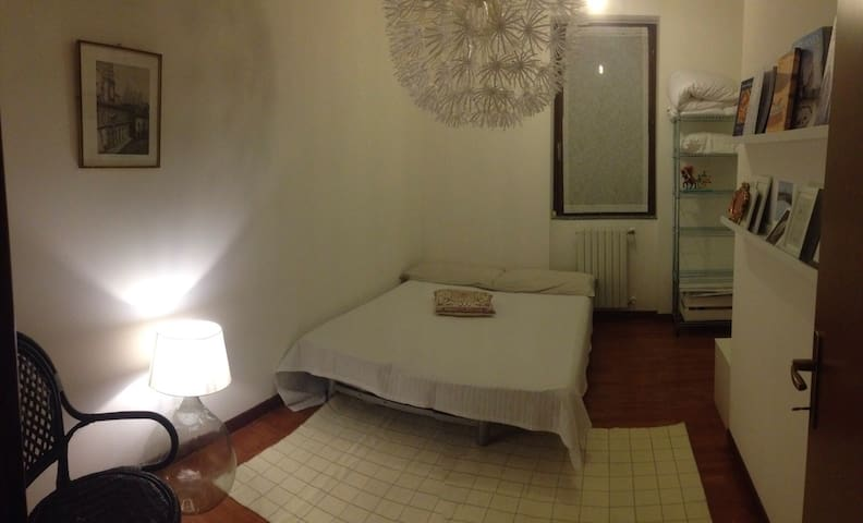 Designed bedroom - Seveso - Apartment