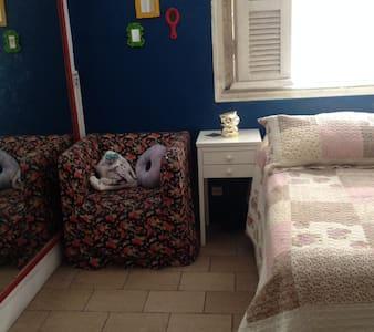 Quarto para até duas pessoas (cama de casal) - Rio de Janeiro