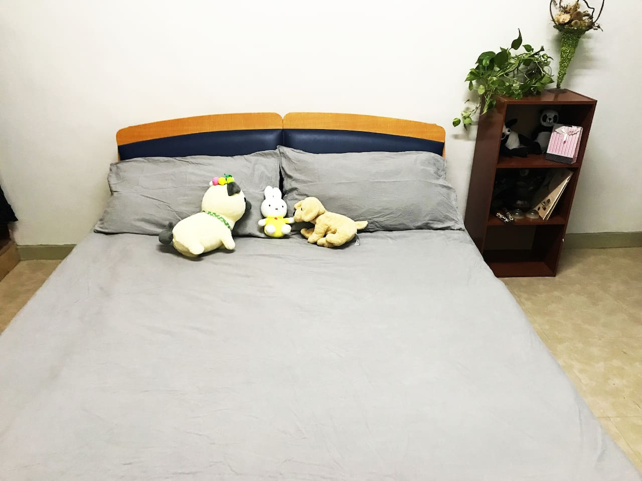 The Peace Nest (Near NCKU)- 雙人房獨立浴室 , 單人房 .