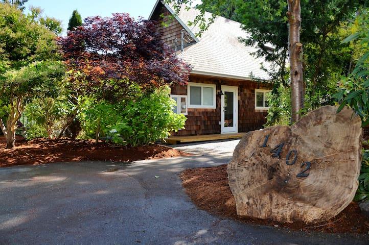 Rebecca View - Quathiaski Cove - House