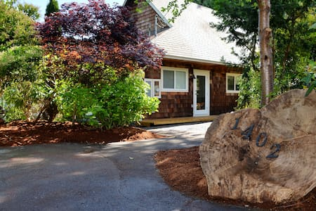 Rebecca View - Quathiaski Cove - Casa
