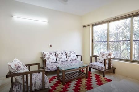 Luxurious 2BHK with balcony in Airoli, Navi Mumbai