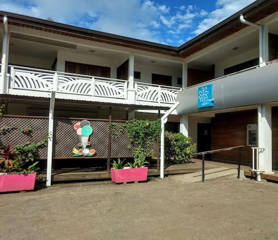 Appartement à Bora Bora