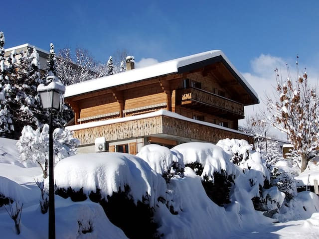 Holiday home in Sornard (Nendaz)