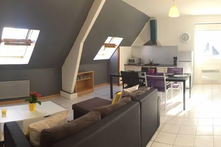 Agréable appartement sur les hauteurs de Quimperlé