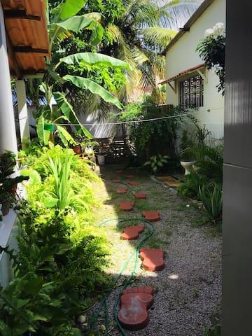 Flat Flor do Caribe- Quarto Suite
