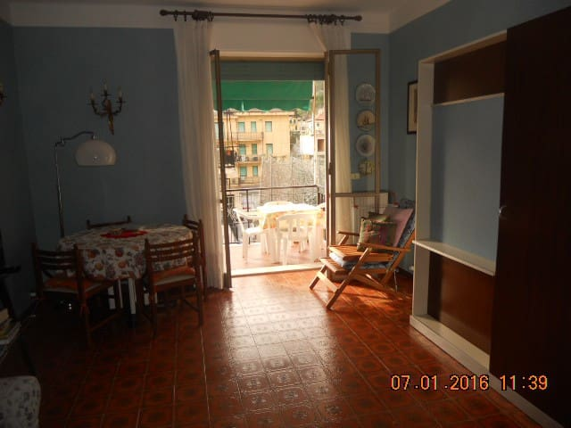 APT AT 10 MIN FROM BEACH - Alassio - Pis