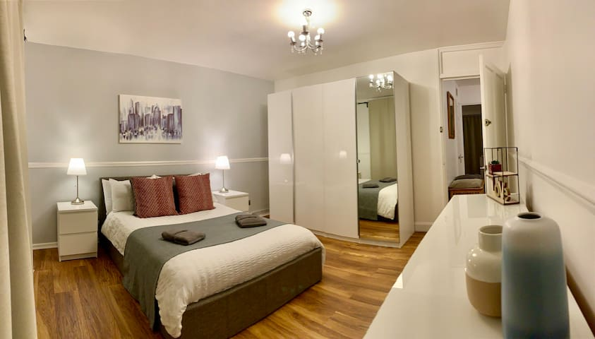 Comfortable 3 bedroom Flat / Entirely remodelled
