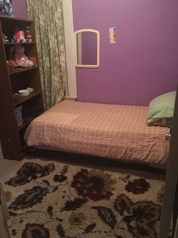 Nice Room in a furnished apartment - Paterson - Apartment