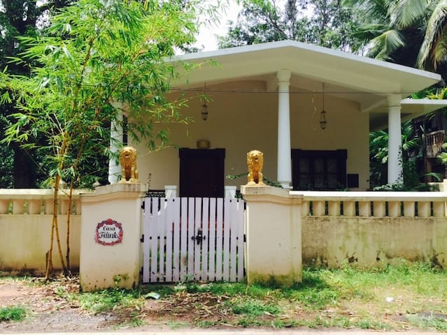 1 Double Bedroom -  Siolim - North Goa - Dom