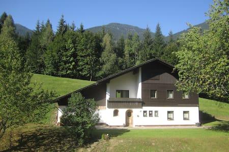 Traumanlage in Radnig-Hermagor - Radnigforst