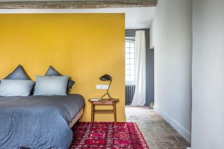 """Chambre """"Camus"""" / Chambre d'Hôtes d'exception - L'Isle-sur-la-Sorgue - Andet"""