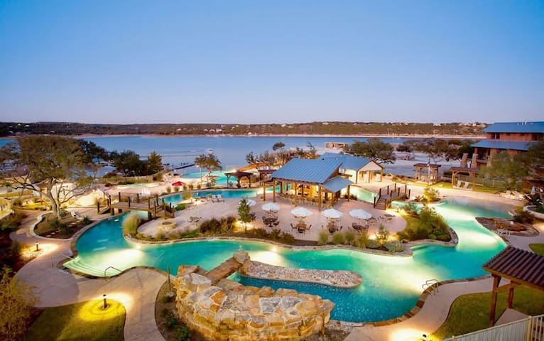 The Reserve at Lake Travis Cabin #5 - Spicewood - Hytte