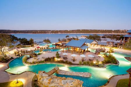The Reserve at Lake Travis Cabin #5 - Спайсвуд