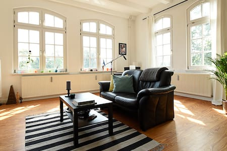 Waterview loft in the chocolate factory of Hamburg - Hamburgo