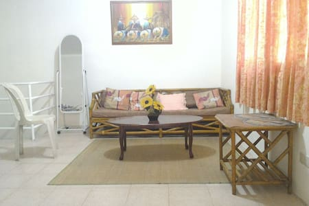 2BR 1T&B Apt D w/parking,wifi cable - Baguio - Apartment