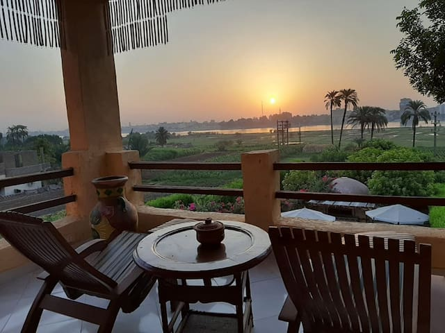 Nile Compound - Two Bedroom Flat With Nile View