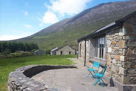 Doras Glas, Slievemore, Achill Island