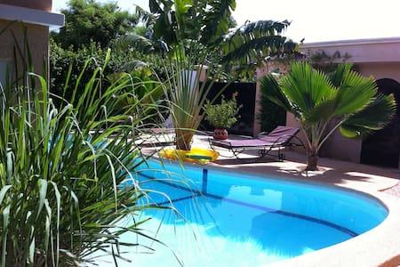Ma Villa de charme avec piscine privée - Somone