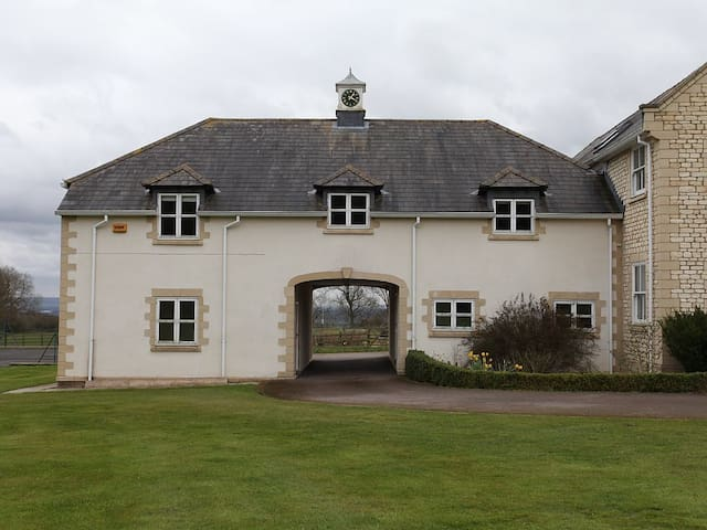 Barrettstown Lodge - Whitchurch - Dom