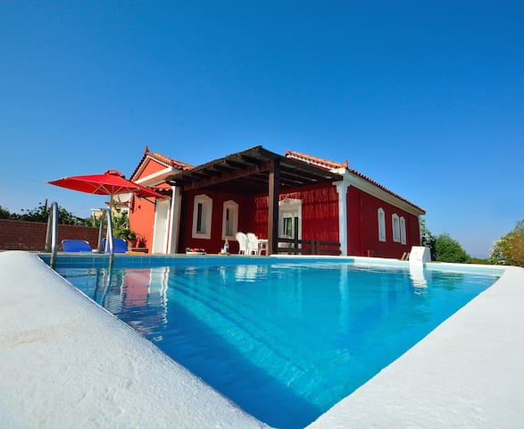 HOME...AWAY FROM HOME No1 (MOUZAKIS VILLAS)