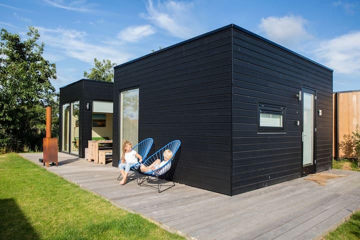 Vakantiehuisje Florizand, Design ingericht - Midsland - Chalé