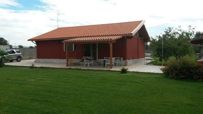 Country house confortevole - Bitonto - Villa