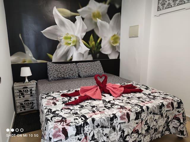 Dormitorios con dos camas gemelas