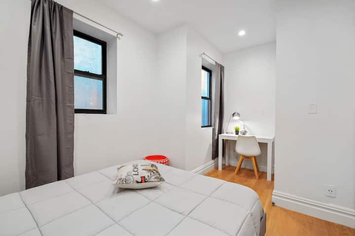 Private Room Serviced Apt | PACE University 20 min