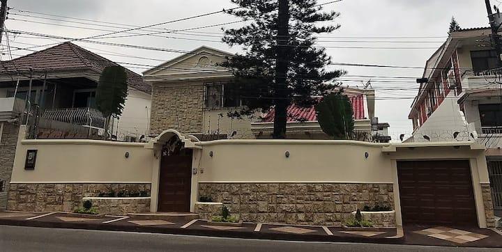 Ceibos - Guayaquil, safe & excellent neighborhood