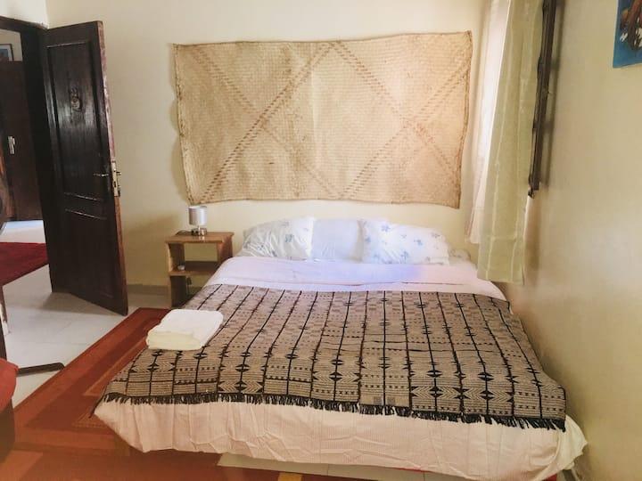Chambre climatisée à Louer à Gadaye (Guédiawaye)