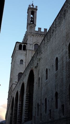 App. cuore centro storico Gubbio - Gubbio - Appartement