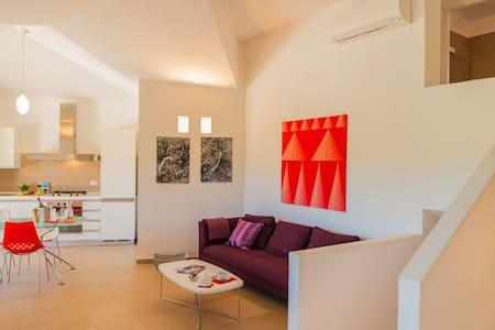 Raffinata villa unifamiliare per amanti del design - Chia