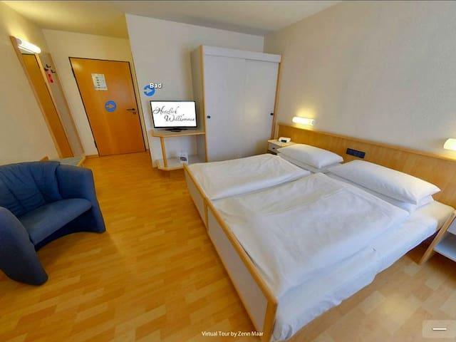 Löwen Hotel Arian, (Allmersbach), Doppelzimmer Komfort