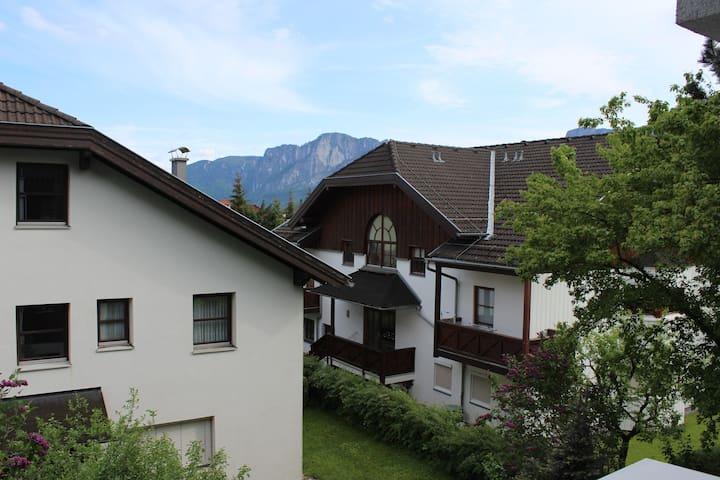 ZENTRAL gelegenes Apartment mit schöner Aussicht - Mondsee