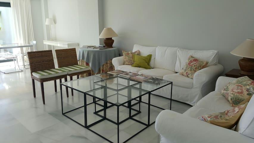 Apartamento en Sotogrande (6+1) - San Roque - Leilighet