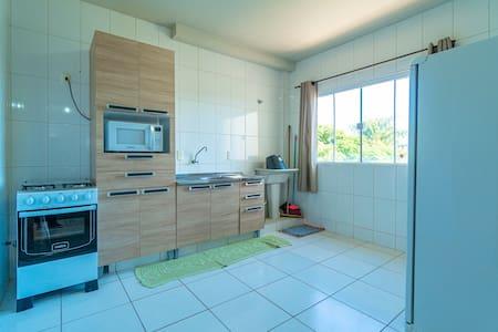 Apartamento prático e confortável