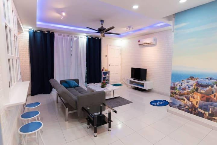 Santorini Design