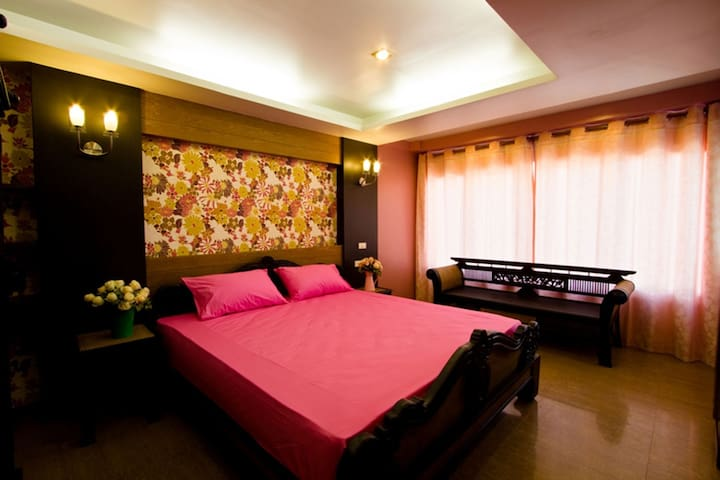 DELUXE (DOUBLE BED) - ROOM 407 - Bangkok - Boetiekhotel