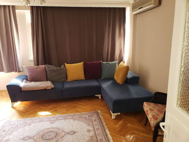 Private Large Two Bedroom Apartment 1