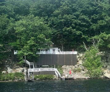 Island Cottage Lake Winnipesaukee (Boat required)