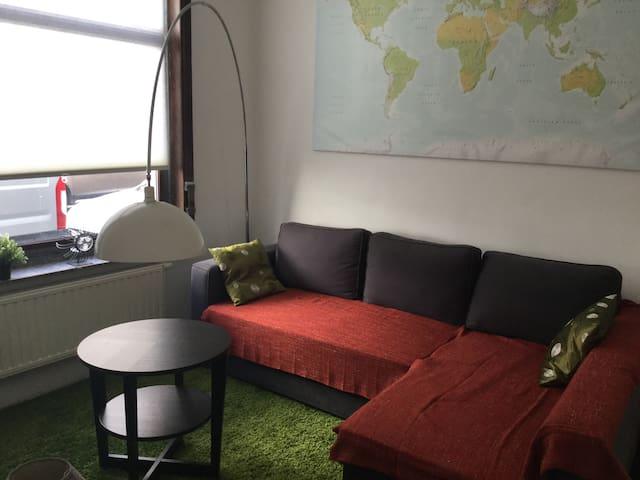 Inge's Studio in centre Ghent