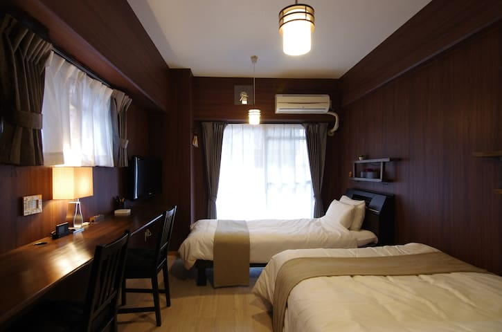 [Early CheckIn AVLBL]Shin-Osaka 8min walk FREEwifi - Higashiyodogawa-ku, Ōsaka-shi - Apartment