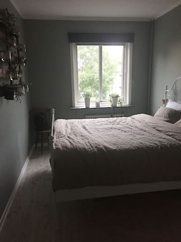 Cosy apartment (8 min to the heart of Gothenburg)