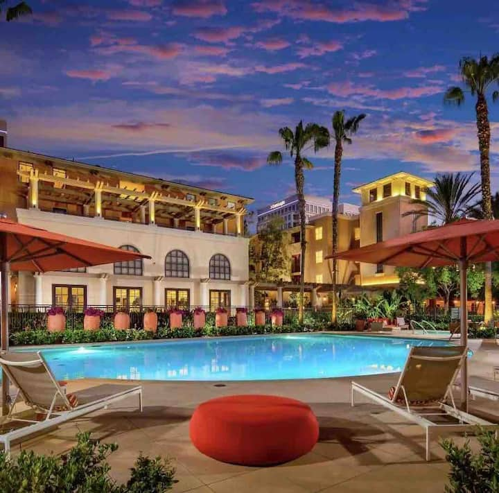 Irvine Spectrum Center | The Village | Pool & Spa