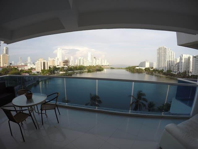 Confort - Modern 2 Bedroom Apartment - Cartagena - Apartment