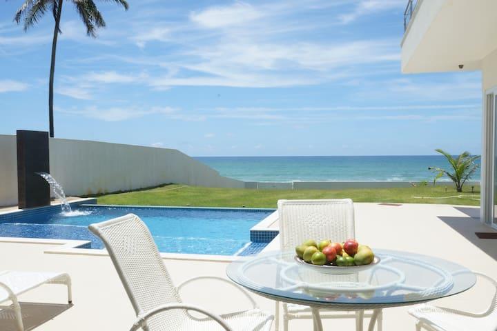 Strandparadies / Paraíso na praia - Catu de Abrantes - Casa