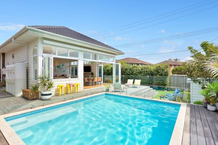 Oakley Beach House